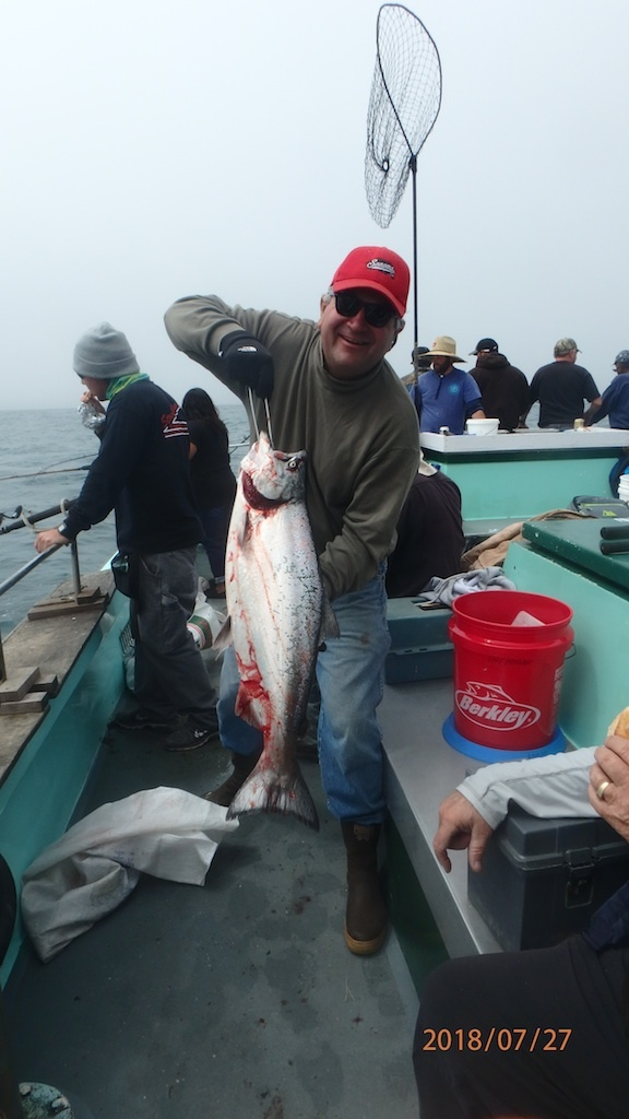 Half Moon Bay Fishing Report and Whale Watching
