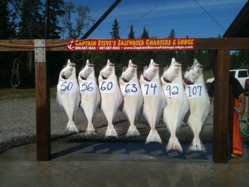 Usa fishing the northwest 39 s premier fishing information for Captain steve s fishing lodge